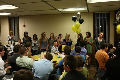 2010-11-04 Freshman Banquet