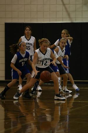 2010-11-19 5-1 Oakwood vs Springboro