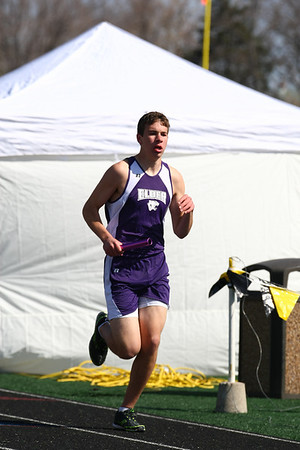 2011 Centerville High School Track and Field