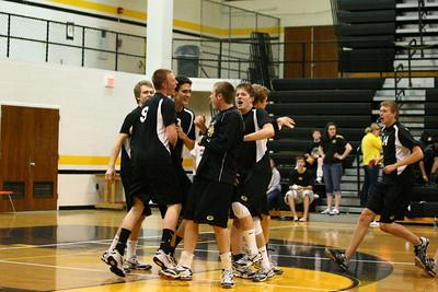 2011-04-25 Varsity vs Northmont