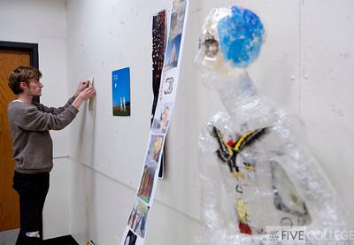 Five College Art Class