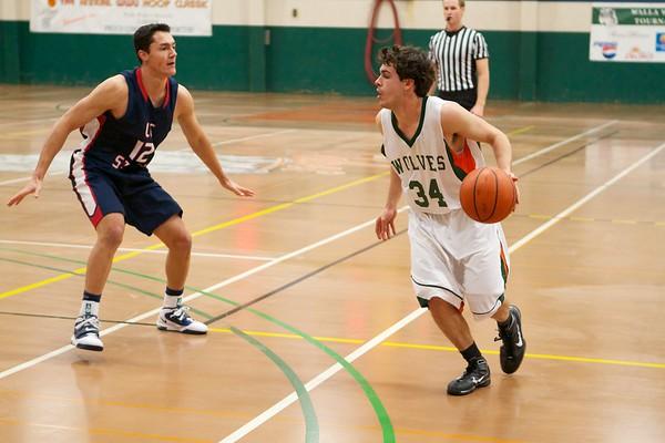 01-02-11 Men's Basketball vs Lewis-Clark State College