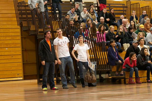 01-15-11 Women's Basketball vs Northwest Indian College