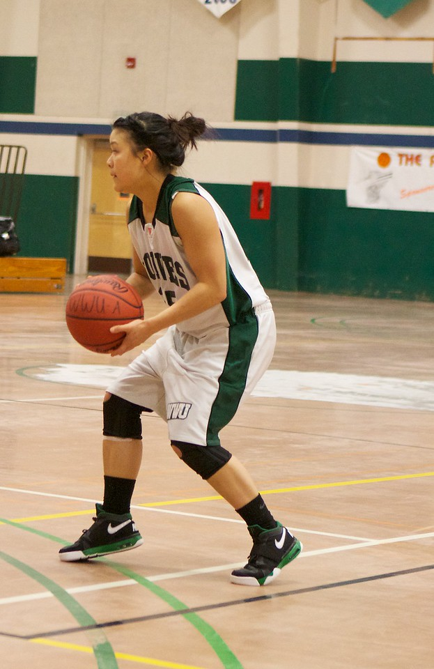 02-17-11 Women's Basketball