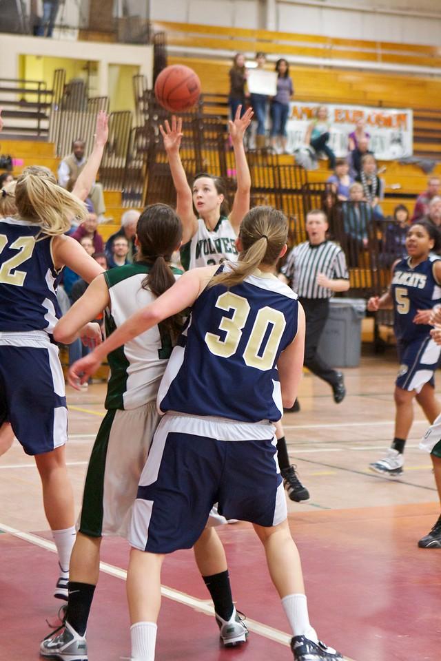 02-19-11 Women's Basketball