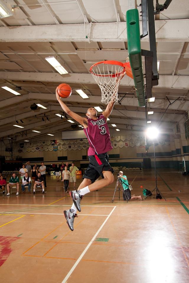 04-01-11 HS Senior Showcase Slam Dunk