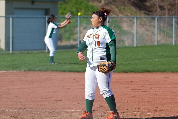 04-03-11 Women's Softball