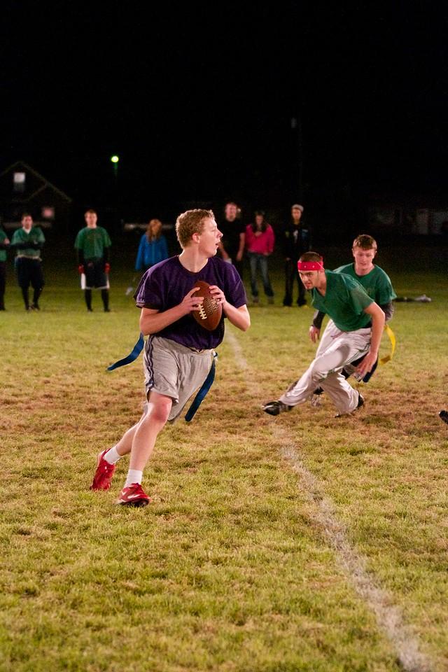 10-21-10 Football Intramurals