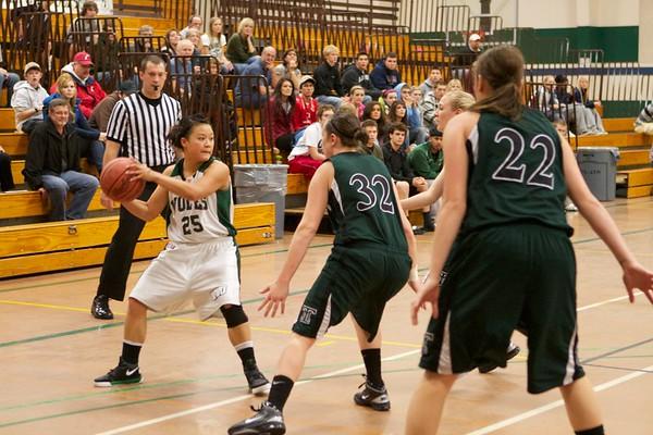10-24-10 Women's Basketball vs Montana Tech