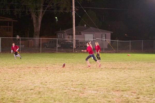 10-28-10 Football Intramurals