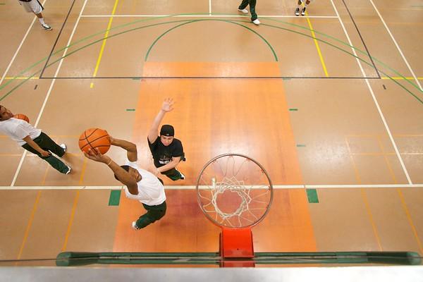 11-17-10 Men's Basketball vs Eastern Oregon