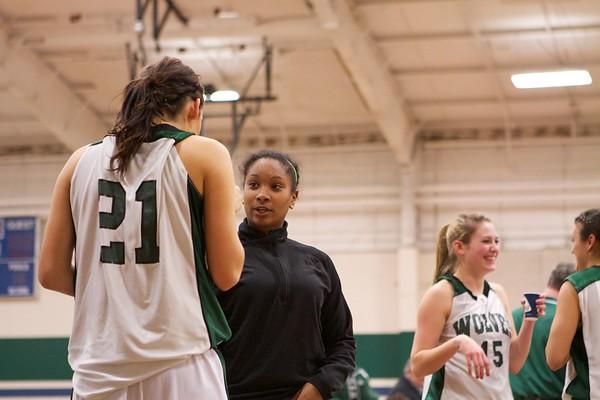 11-17-10 Women's Basketball vs Eastern Oregon