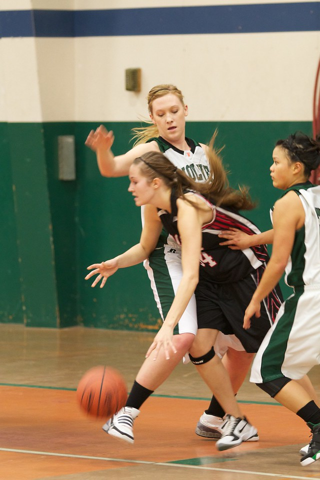 11-28-10 Women's Basketball vs Pacific University