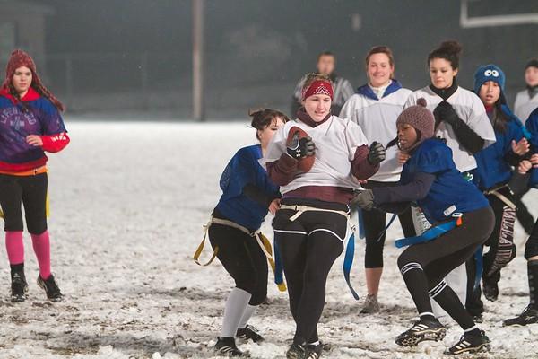 12-02-10 Football Intramurals Women's Championship