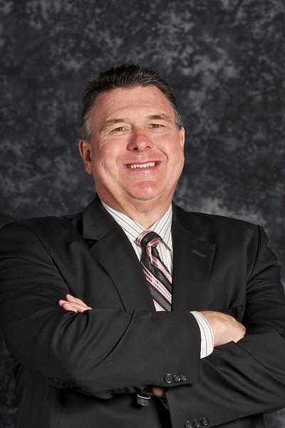 Coach Garth Pleasant Fall 2010