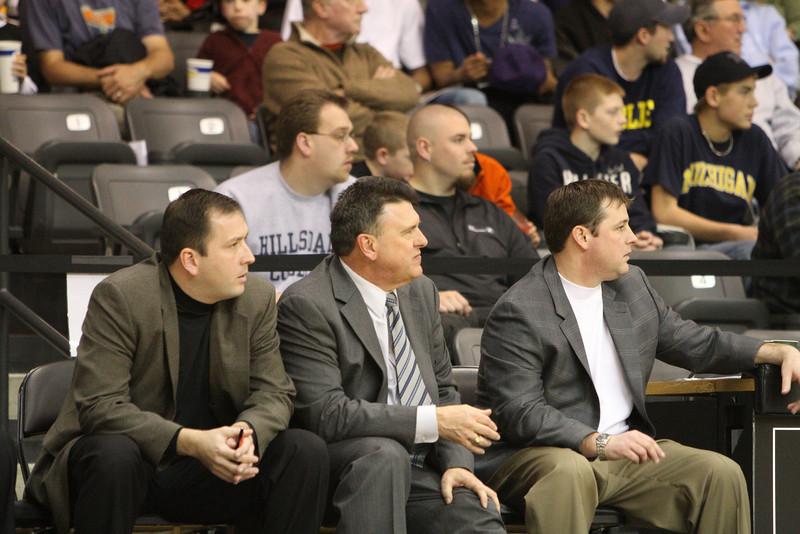 Brian Thrift, Garth Pleasant, and Klint Pleasant