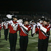 Marching Band-Hudson game :