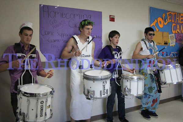 Band/Drum Line