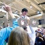 Charlottesville, Virginia, Feb. 18, 2011 - Charlottesville vs. Monticello<br /> photo Ashley Twiggs