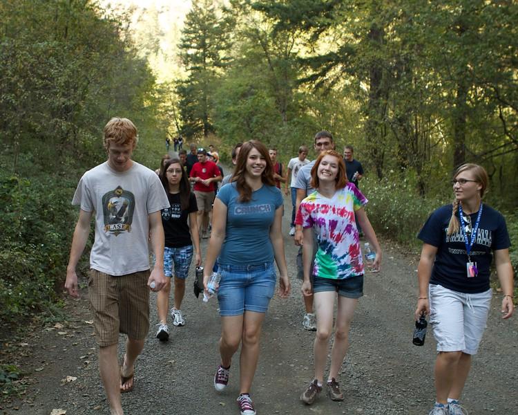 9-25-10 CABL Hike
