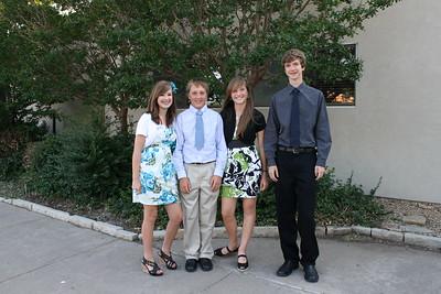Eighth Grade Graduation 2011