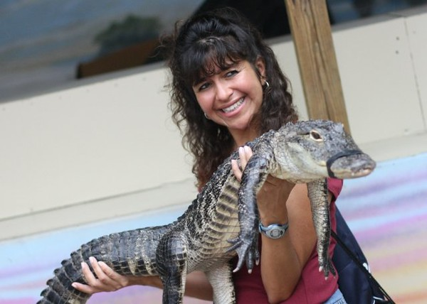 FIT Airboat Ride at Everglades Holiday Park!