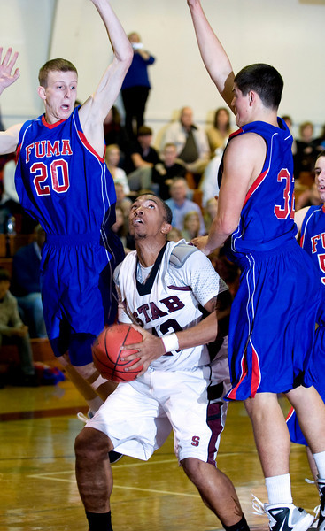 Jan. 7, 2011 - STAB vs FUMA<br /> <br /> Photo Ashley Twiggs