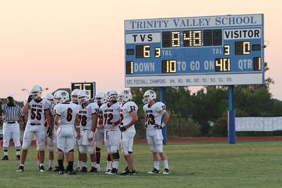 HH Football Trinity Valley 35-12 MM083110