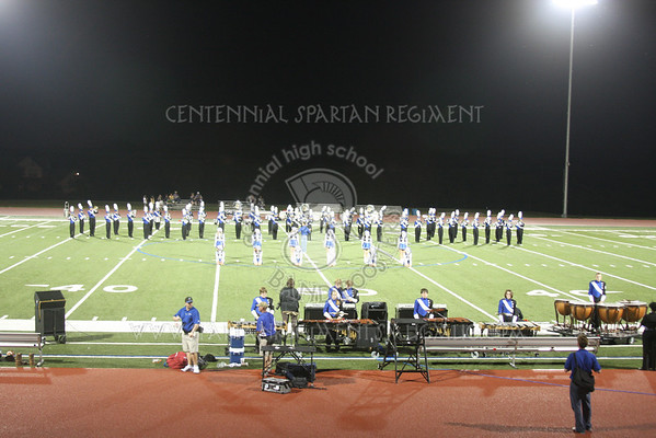First Halftime with entire pit
