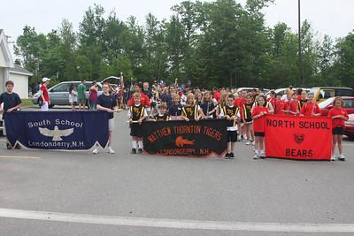 Memorial Day Parade 2011 LMS & Elem. Schools