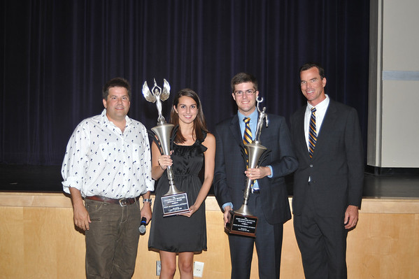 Senior Awards Night 2011
