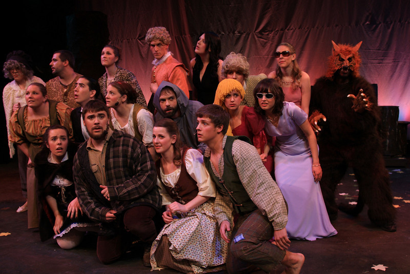 Into The Woods :::  Credit: Rutledge Photography