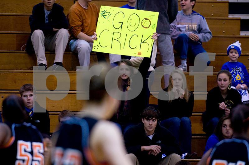 Jan. 21, 2011 - Western vs. Charlottesville <br /> <br /> Photo Ashley Twiggs