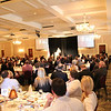 40th Partnership Dinner featuring Don Meyer. Honoring Coach Garth Pleasant. May 1, 2011 at the Royal Park Hotel.