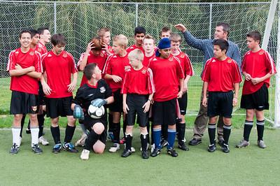 2010 Soccer Boys Junior