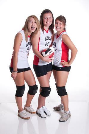 2010 Volleyball Girls Senior