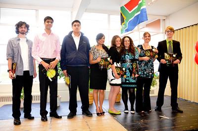 2011 IB Banquet