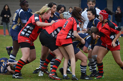 2011 Rugby Senior Girls