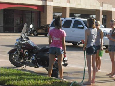 Officer Car Wash