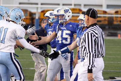 Simon Kenton vs Boone County 10/15/10