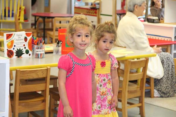 Grandparents Day: Pre-School/JK