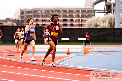April 16, 2011.  Icahn Stadium, Randall's Island, NY USA -- New York Relays Outdoor 2011.