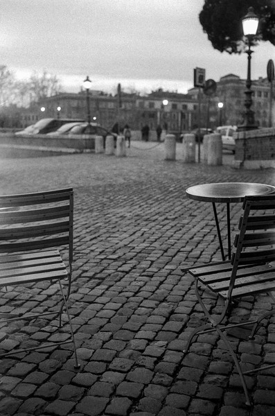 Rome, January 2017. Leica M6 ACROS 100