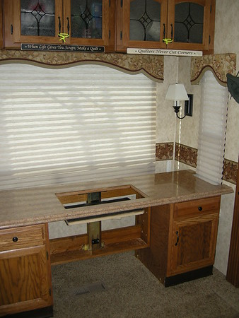 quilt table