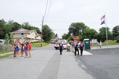 Pre Parade Line Up