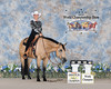 "Jill Cook from Fort Collins, Colorado.<br /> with ""DON'T TOUCH MY ZIPPER""<br /> The Reserve Amateur Select Champion.<br /> No. 4807"
