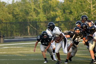 081310 AHS Raiders Varsity Intersquad Scrimmage 023