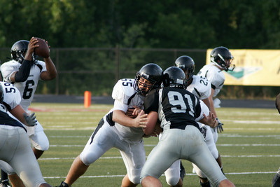 081310 AHS Raiders Varsity Intersquad Scrimmage 011