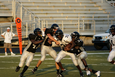 081310 AHS Raiders Varsity Intersquad Scrimmage 025