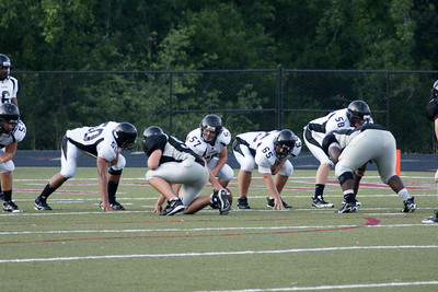 081310 AHS Raiders Varsity Intersquad Scrimmage 012